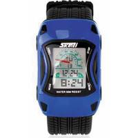 SKMEI Jam Tangan Anak - 0961B - biru