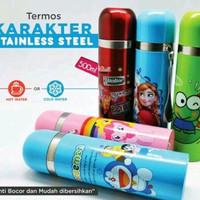 Termos Karakter 500mL - Thermos Botol Air Minum Anak