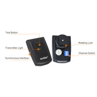 RT Transmitter Godox Wireless Flash