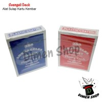 HOT SALE Svengali Deck Alat Sulap Card Magic Dimen Shop