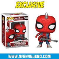 Funko POP! Marvel Spider-man PS4 - Spider-Punk (Exclusive)