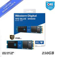 SSD WD Blue 250GB SN500 M.2 NVMe