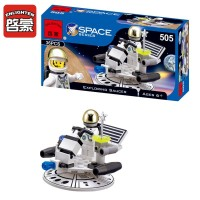 Space Series city Minifigure lego Pesawat 05