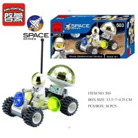 Space Series city Minifigure Lego Pesawat 03