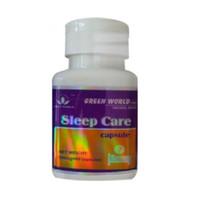 Sleep Care Capsule Untuk Mengatur Dan Meningkatkan Kualitas Tidur
