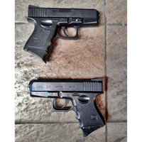 Pistol Spring Handgun Glock G26C Tactical New