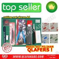Gunpla Gundam Tools Set tool set toolset TOOLKIT LENGKAP
