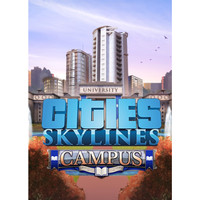PC Cities Skyline Deluxe Edition (Include All DLC)