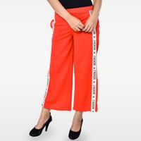 SEYES YN7988 Cullote Pants Celana Kulot Wanita Premium Merah