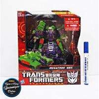 Action Figure Transformers Generations Megatron