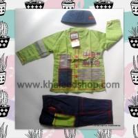 No.4 - Baju Muslim Anak DANNIS - L4F45