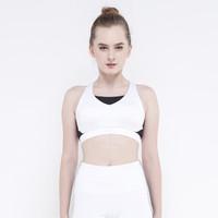 CoreNation Active Nicole Sport Bra - White