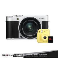 FUJIFILM X-A5 Kit XC15-45mm Free 16GB SDHC