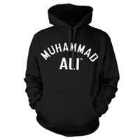 JAKET SWEATER MUHAMMAD ALI-JAKET HOODIE MUHAMMAD ALI