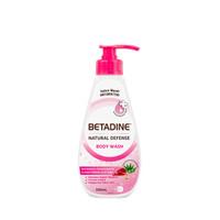 BETADINE Body Wash Pomegranate Bottle 500 mL