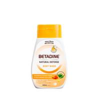 BETADINE Body Wash Manuka Honey Bottle 200 mL