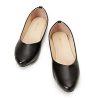 Sepatu Flatshoes Kerja Moonlight Wanita Model Korea Cantik