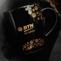 mug corning full black