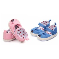 PW42 - prewalker sepatu sandal pita polos anak bayi baby shoes