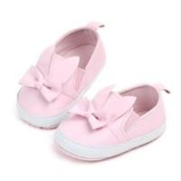 PW44 - prewalker kelinci pink sepatu anak bayi baby shoes