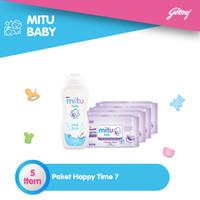 Mitu Tisu Basah - Paket Happy Time 7