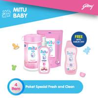Mitu Baby - Paket Spesial Fresh and Clean