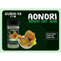 Gurih-Ya Aonori Rumput Laut Hijau 45gr