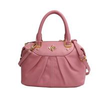 Gobelini W. Ivone Mini Boston Bag Pink