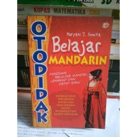OTODIDAK BELAJAR MANDARIN