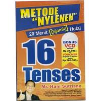 METODE NYLENEH 20 MENIT (DIJAMIN) HAFAL 16 TENSES