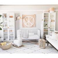 box bayi, box bayi tafel, tempat tidur bayi murah BB-4200