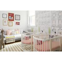 box bayi, box bayi tafel, tempat tidur bayi murah BB-4192