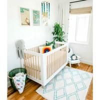 box bayi, box bayi tafel, tempat tidur bayi murah BB-4199