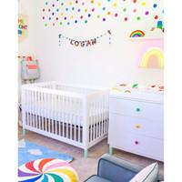 box bayi, box bayi tafel, tempat tidur bayi murah BB-4194