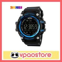 SKMEI Jam Tangan Olahraga Smartwatch Bluetooth - DG1227 BL - Black Blu