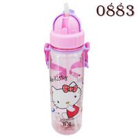 Botol Minum karakter Hello Kitty 550 ML - 0883