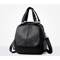 tas import shoulder bag tas ransel batam wanita hitam 20201 korea