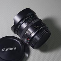 Canon EF 15mm f-2.8 Fisheye