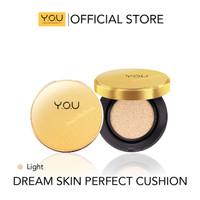 Y.O.U Dream Skin Perfect Cushion 02 Light High Coverage Formula