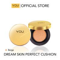 Y.O.U Dream Skin Perfect Cushion 03 Natural High Coverage Formula