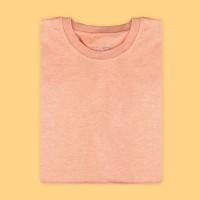 Basic T-shirt Good Sunday Misty Peach