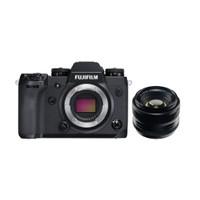 Fujifilm X-H1 / XH1 Mirrorless Body Only + XF 35mm f1.4