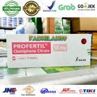 Obat Kehamilan - Profertil. 50 Mg (Obat Program Kehamilan) ORIGINAL