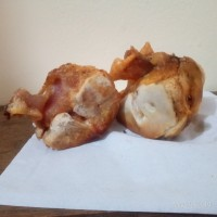 snack anjing/Roasted Cow Bone(small)/Tulang Sapi panggang kecil
