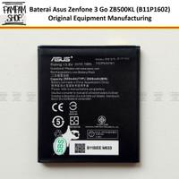 Baterai Asus Zenfone 3 Go ZB500KL B11P1602 Original OEM Batre Batrai