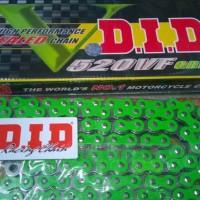 Rantai DID O-Ring Chain 520 - 120 Premium #DID #RK