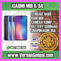 Xiaomi MI 9 6GB / 64GB - ORIGINAL - NEW - BNIB - MI9 GLOBAL VERSION