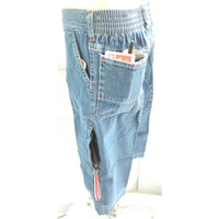 365-370* 4-7 tahun Celana pendek bawahan jeans 3/4 bermuda anak cowo