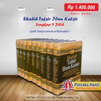 Buku Shahih Tafsir Ibnu Katsir Lengkap 9 Jilid