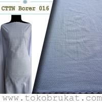 Kain Brukat / Kain Brokat - CTTN Borer 016
